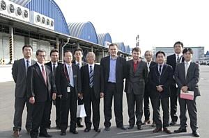 Логистическая делегация по-японски