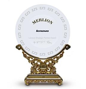 MERLION – «Стратегический партнер Lenovo»