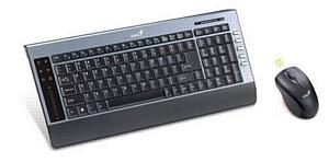 Беспроводной комплект с сенсорным управлением Genius LuxeMate T830