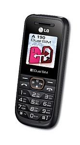 LG ������������ Dual-SIM ������� - �190
