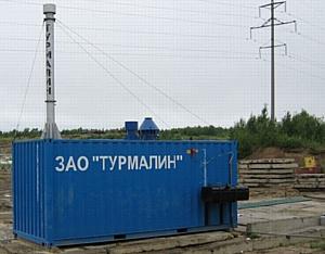 Судовые отходы в порту Усть-Луга уничтожит инсинератор ИН-50