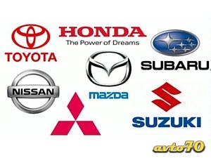 Данные страховщиков и компании «Аркан» подтверждают любовь угонщиков к «японцам»