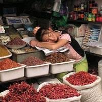 Китай становится крупнейшим пищевым рынком мира