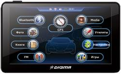 GPS-��������� Digma DS700BN � ��� �������� �� ������