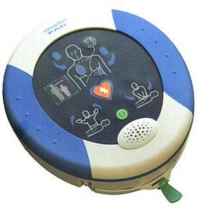Новый уникальный автоматический наружный дефибриллятор  (AED) в России