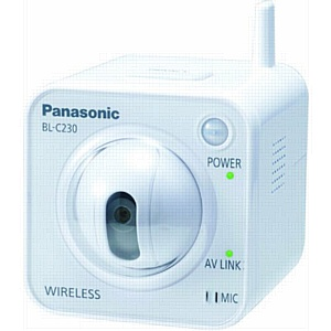 IP-камера Panasonic  с поддержкой VIERA CAST