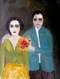 Выставка живописи известного французского кинорежиссера Инера Салема «Под крышей Парижа» впервые в Москве