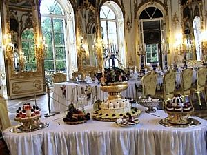В Царском Селе десерты по-царски