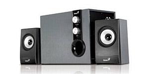 Genius SP-HF2.1 1205: акустика с бархатным голосом
