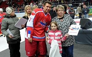 Агентство Eventum Premo оказало PR-поддержку Международному хоккейному матчу звезд и политиков Чехии и России в рамках благотворительной акции «Под флагом добра!»