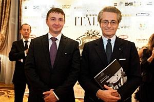 Посол Италии и генеральный директор «Санрайз тур» обсудили особенности развития горнолыжного туризма в Италии
