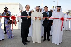 Таможенная служба Дубая внедряет новую систему сканирования контейнеров