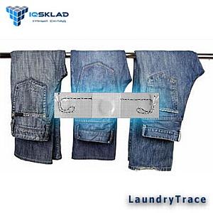RFID–метка LaundryTrace для маркировки спецодежды и белья