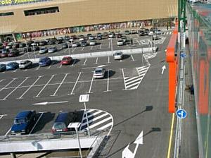 Дорожная разметка, полный комплекс услуг по организации дорожного движения