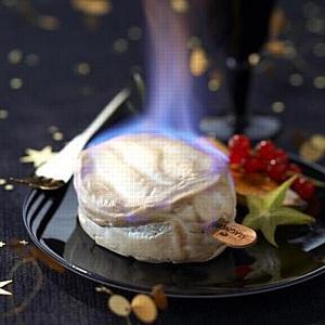 ТОП-3:  «Горящие» новогодние десерты