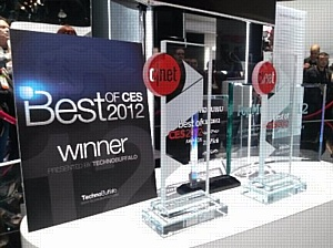 LG Electronics �������� �� ������������� �������� CES-2012 ����� ������