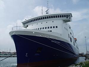 Scandlines вводит новое судно по маршруту Травемюнде-Лиепая-Вентспилс