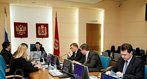 В правительстве Красноярского края обсудили проект модернизации и реконструкции ОАО «Красфарма»