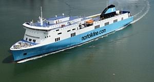 Scandlines укрепляет морское сообщение на Балтике: новое судно на линии Нюнесхамн - Вентспилс