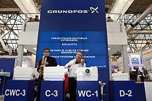 Российская премьера новой установки GRUNDFOS SOLOLIFT2