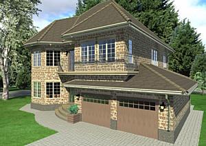 Поселок Бристоль: идет строительство второй очереди - Генподрядчик «Монтос Дом»