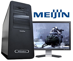 ����� ���� Intel � ����� ����������� Meijin