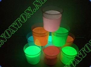 Светящаяся краска ТАТ 33 будет заполнять рынки СНГ сообщает корпорация Нокстон.