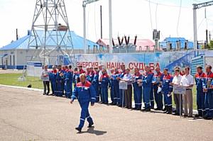 27 мая на учебно-тренировочном полигоне филиала ОАО «МРСК Волги»-«Оренбургэнерго» завершился ежегодный конкурс профессионального мастерства