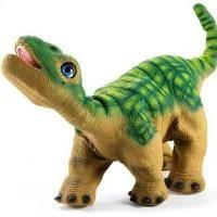 Украинцы стали заводить в квартирах динозавров
