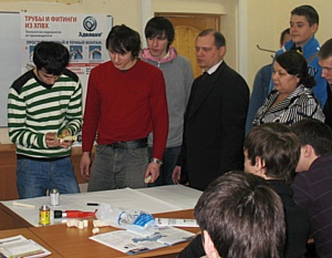 Компания «АДЕЛАНТ» провела обучающие семинары в Челябинской области