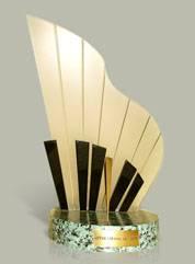 Art4you изготовила награды для премии «Песня года»