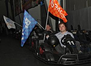 BAXI и «ЭЛСО Энергосбыт» провели второй этап Чемпионата по картингу в Казани