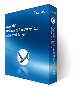 Acronis начинает продажу англоязычной версии Acronis Backup & Recovery 11