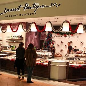 Новейшие технологии автоматизации обслуживания в магазине «Dessert Boutique»