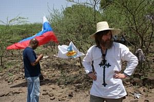 Экспедиция Федора Конюхова, организованная «Роллтон», столкнулась с неожиданными трудностями