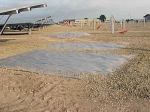 Геотекстиль DuPont™ Typar® защищает парк солнечных батарей для компании Gesuina Energy
