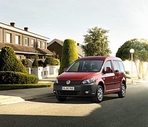 Volkswagen Caddy Kombi � ����� �����: ����� ������� ������������