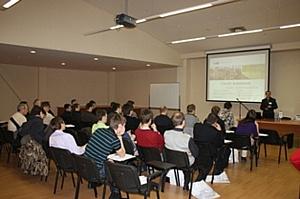 В Екатеринбурге с успехом прошел семинар «Средства защиты информации»