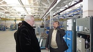 Мэр Калуги оценил деятельность совместного завода компаний «КАСКАД-Энерго»  и  «КАСКАД-Технологии и Системы» (многопрофильный энергетический холдинг «КАСКАД»), г. Калуга