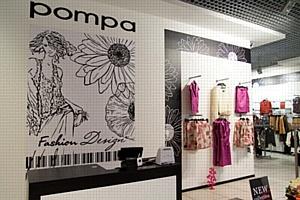POMPA mini � ����� ������ �������� �������� fashion-��������� ������