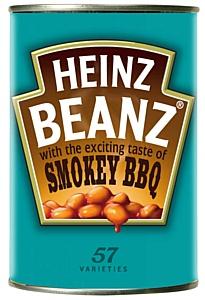 Компания Heinz представляет новый вид фасоли - Heinz «Барбекю»