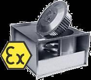 Получен сертификат на взрывозащищенные вентиляторы RKX и RFTX (Ostberg)