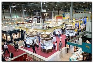 Весеннюю выставку «Ювелир Экспо 2011» посетило более 23 000 человек