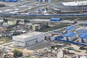 МЭС Юга провели вертолетный осмотр олимпийских подстанций горного и прибрежного кластеров Сочинского региона
