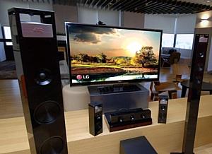 Новые системы домашнего кинотеатра LG потрясут мир домашних развлечений как никогда прежде