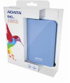 Koodoo Technologies: снижение цен на внешние жесткие диски A-DATA