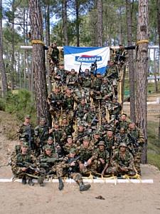 Вода «Горная вершина» компании «Аквалайн» побывала на военных учениях «Индра-2010» в Индии