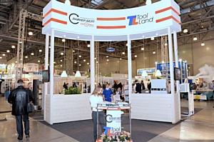 Компания «Тул Лэнд» приняла участие в выставке «WOODEX-2011»