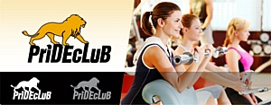 PR2B Group: Брендинг фитнес-клуба