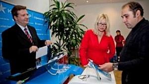 В Одессе «Киевстар» презентовал  мобильные телефоны под собственной торговой маркой